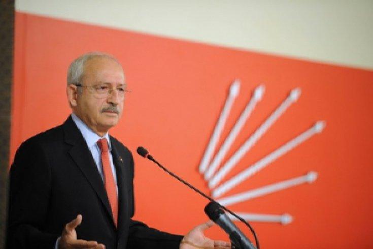 CHP 'Ortak Çalışma Toplantısı'
