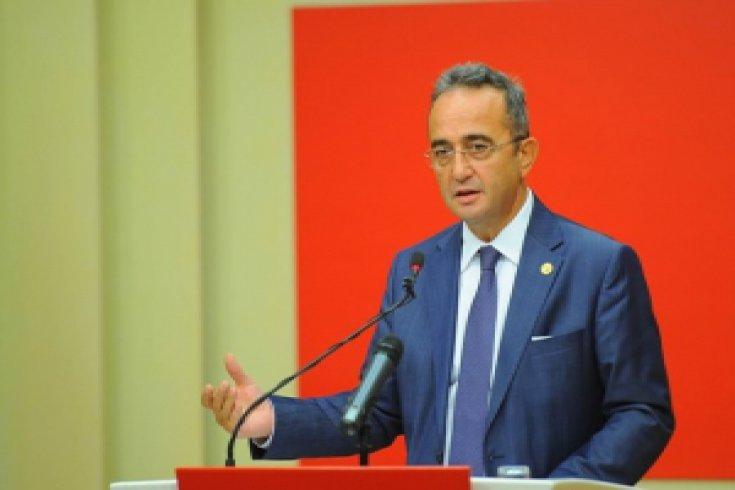CHP Sözcüsü Bülent Tezcan, MYK gündemini kamuoyu ile paylaştı