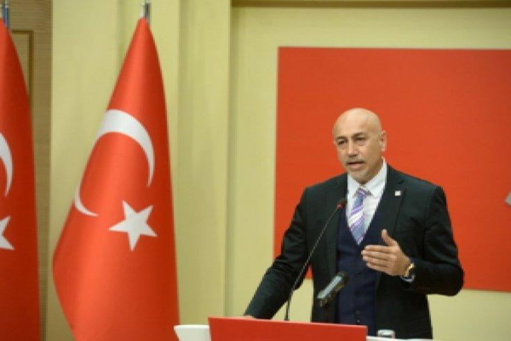 CHP'li Aksünger, Kimlik Verileri hakkında açıklama yaptı