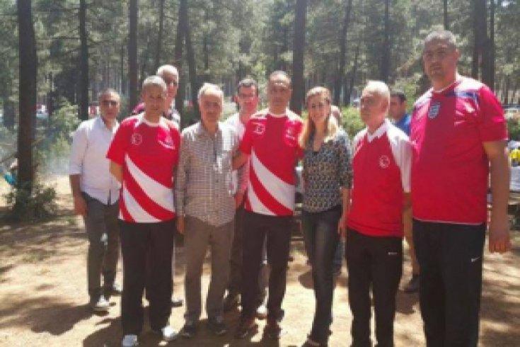 CHP'li Engin, hayatın her alanında halkla yanyana