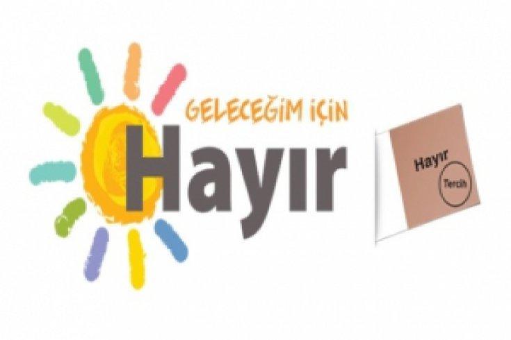 CHP'nin referandum sloganı ve logosu belli oldu