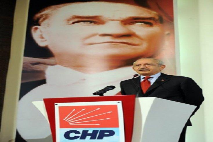 Cumhuriyet Halk Partisi Genel Başkanı Kemal Kılıçdaroğlu, Belediye Başkanları toplantısında konuştu.