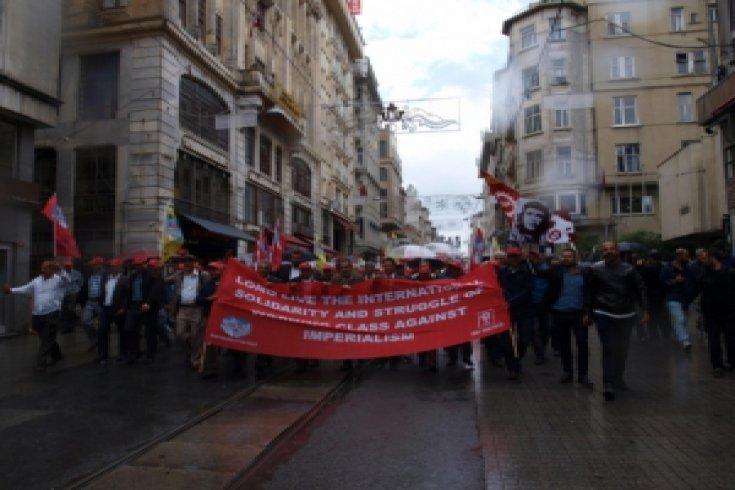 Emperyalizme Karşı İşçi Sınıfının Uluslararası Dayanışması ve Mücadelesi