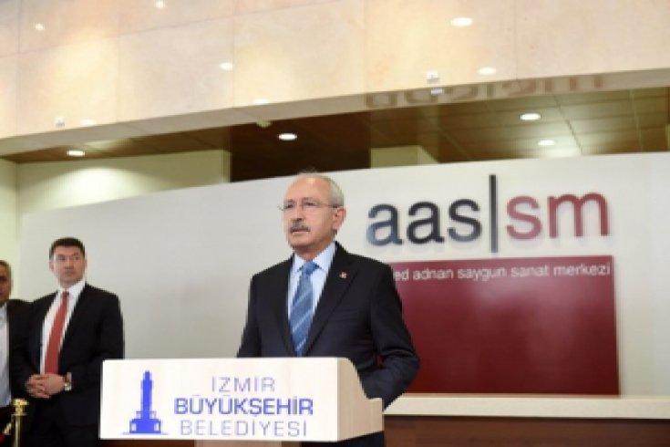 Kılıçdaroğlu: Darbeyi de, diktayı da, diktatörü de istemiyoruz