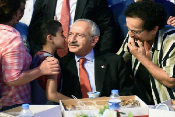 Kılıçdaroğlu, Küçükçekmece'de