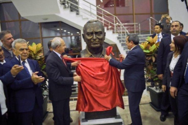 Kılıçdaroğlu: Yaşar Kemal Kültür ve Sanat Vadisi'nin açılışını yaptı