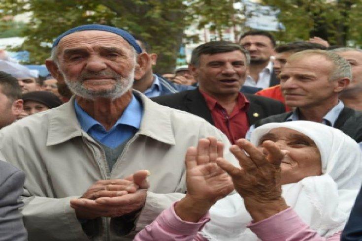 Kılıçdaroğlu'nun Samsun ziyaretleri