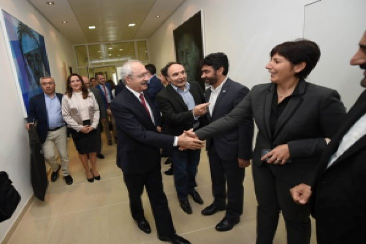 Kılıçdaroğlu'nun Viyana ziyaretleri
