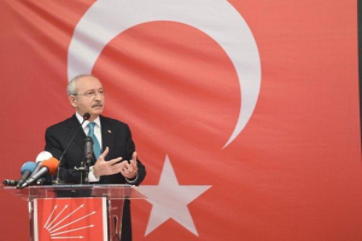Kemal Kılıçdaroğlu, İstanbul Birinci Bölge Muhtarlarıyla buluştu