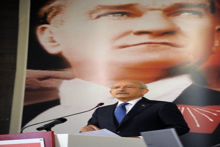 Kemal Kılıçdaroğlu, Parti Meclisi toplantısının açılışında konuştu