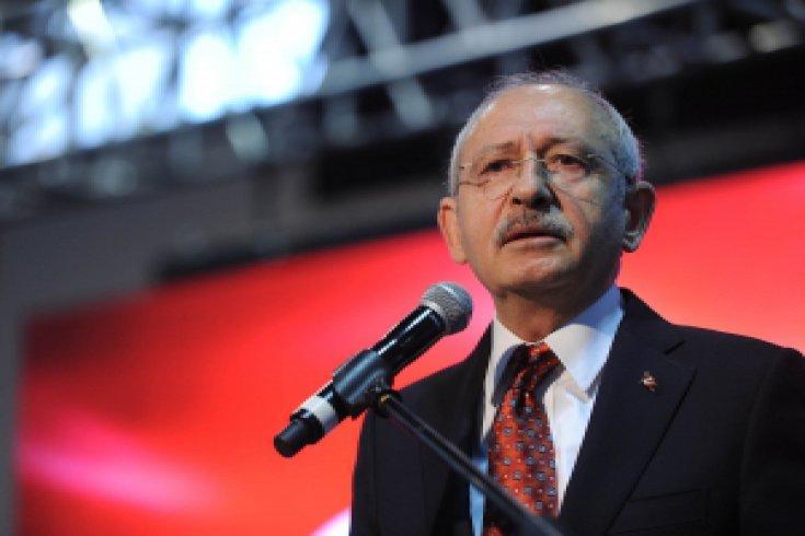 Kemal Kılıçdaroğlu,İzmir'de Sivil Toplum Kuruluşlarının temsilcileriyle bir araya geldi