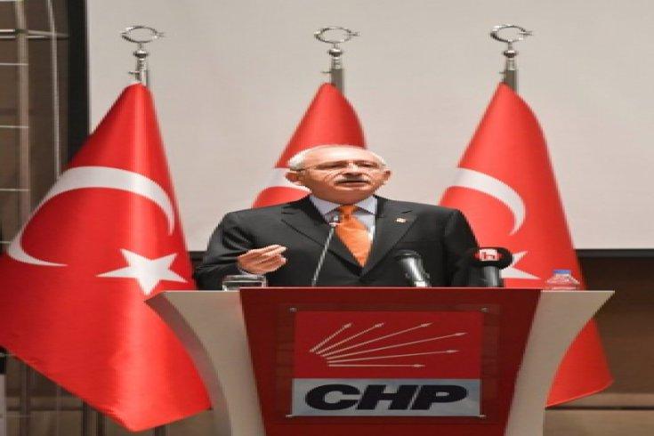 Kılıçdaroğlu,  belediye başkanları toplantısının açılışında konuştu