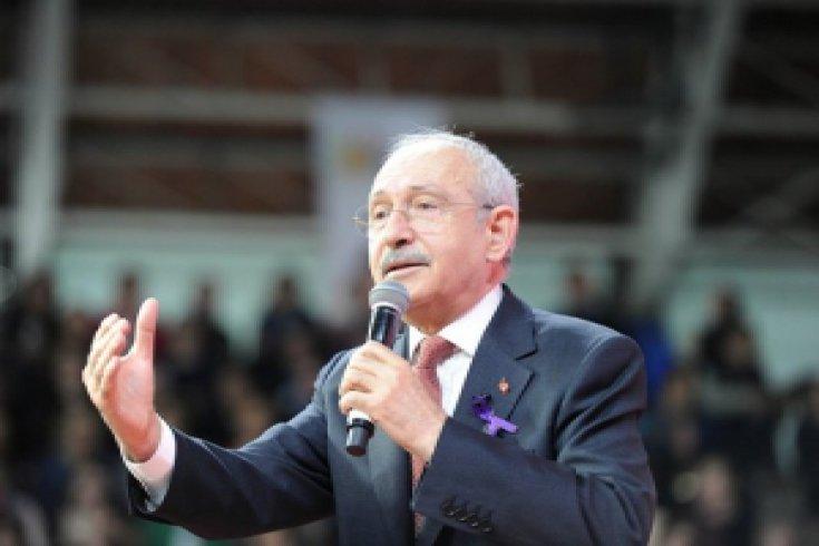 Kılıçdaroğlu, 8 Mart'ta Sakaryalı kadınlarla buluştu