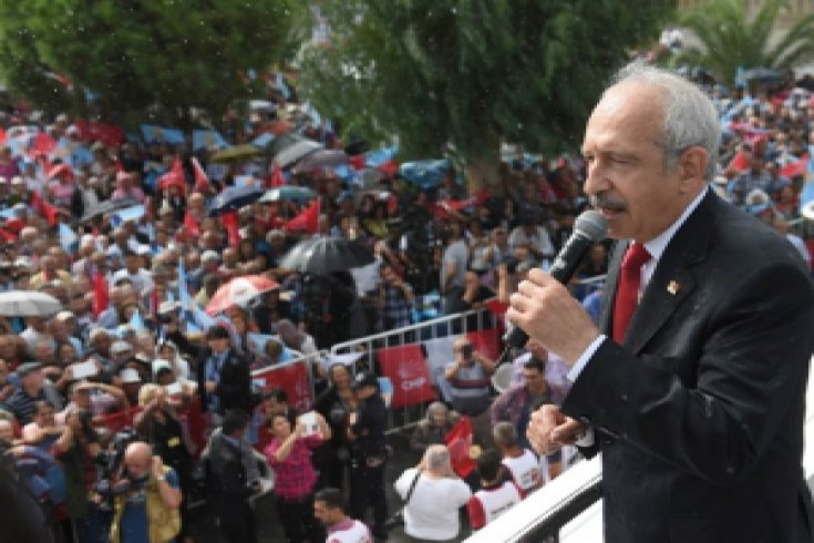 Kılıçdaroğlu, Aydın'da