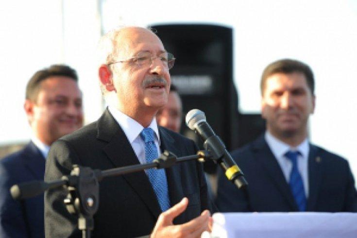Kılıçdaroğlu, Burdur Belediyesi'nin toplu açılış törenine katıldı