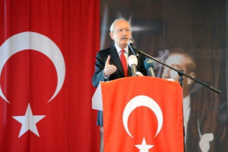 Kılıçdaroğlu, İstanbul'da sivil toplum örgütlerinin temsilcileriyle buluştu