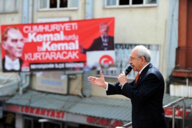 Kılıçdaroğlu, Konya'da halkla buluştu
