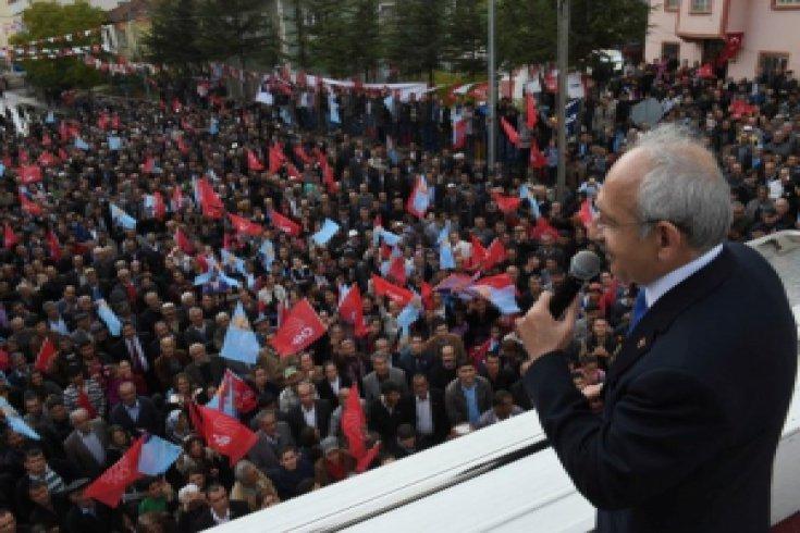 Kılıçdaroğlu, Malatya'da