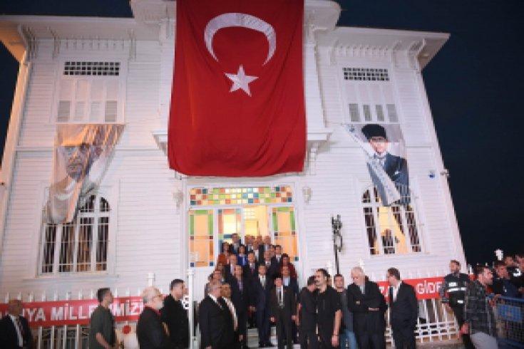 Kılıçdaroğlu, Mudanya Mütarekesi'nin 94. yılı etkinliğine katıldı