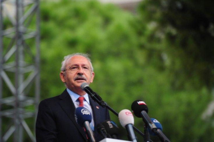 Kılıçdaroğlu, Muratpaşa Belediyesi'nin toplu açılış törenine katıldı