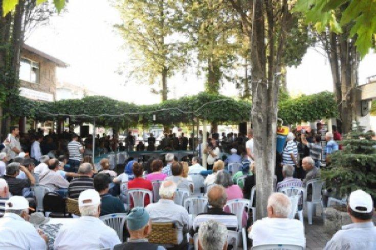 Kılıçdaroğlu Pamukçu Köyü'nü ziyaret ederek vatandaşlarla sohbet etti
