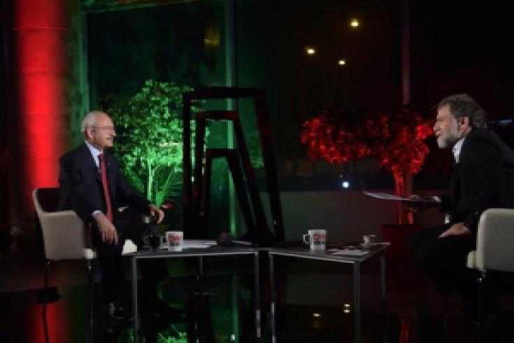 Kılıçdaroğlu, Tarafsız Bölge'nin konuğu oldu