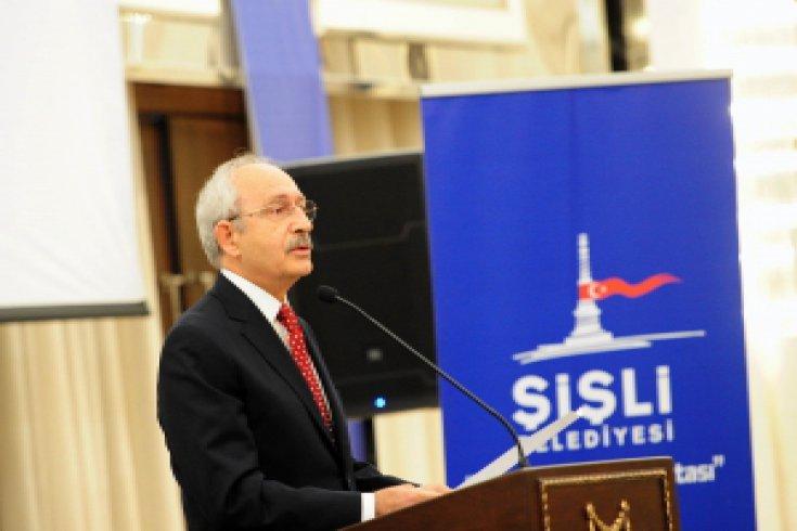 Kılıçdaroğlu TÜSES'in 'Ortadoğu' konferansında konuştu