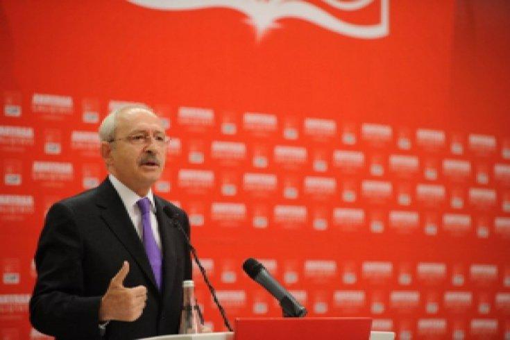 Kılıçdaroğlu: Ülkenin rejimini bir kişi belirleyemez