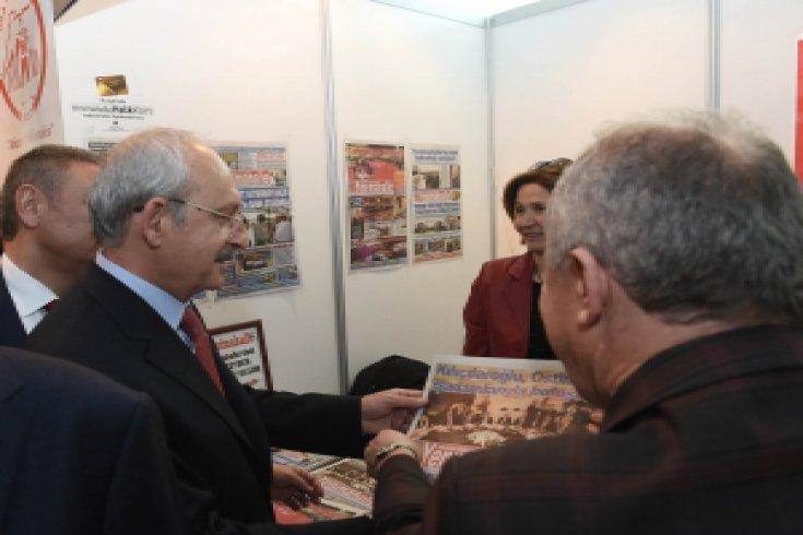 Kılıçdaroğlu, Yenimahalle Belediyesi'nin Halkkart tanıtım törenine katıldı