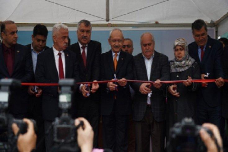 Kılıçdaroğlu'dan Seyhan'da dev açılışlar