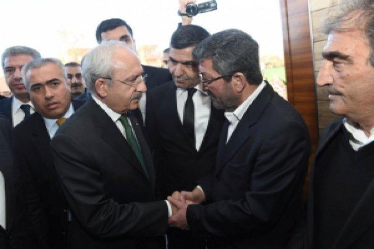 Kılıçdaroğlu'ndan Tanrıkulu ailesine taziye ziyareti