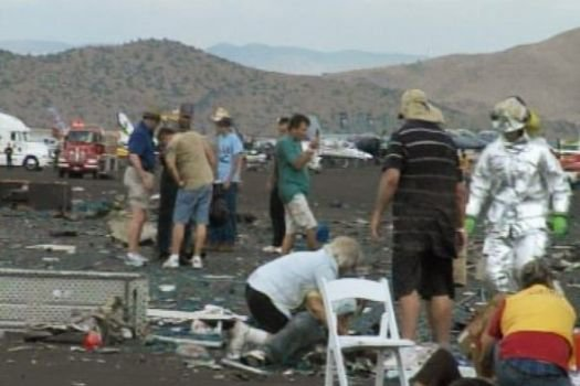 ABD'de uçak kazası: 6 ölü