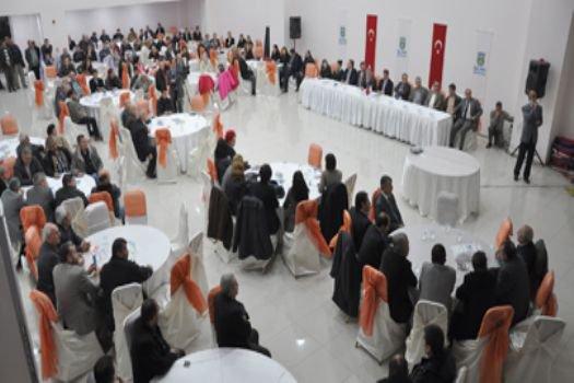 Başkan Işıklar Çanta'da çalışmalarını anlattı