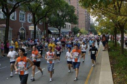 100 yaşında maraton tamamladı