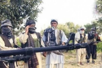 Afganistan'da zina infazı