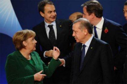 Ankara'dan Merkel'e derin uyarı