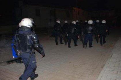 Aydın'da Uludere protestolarında olaylar çıktı