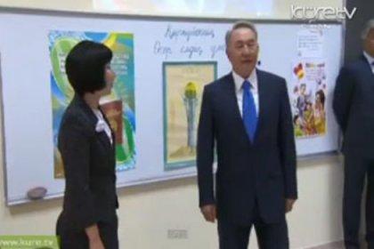 Cumhurbaşkanı'ndan Türk Okulu'na övgü