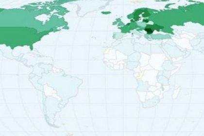 Dünyanın en yavaş interneti burada!