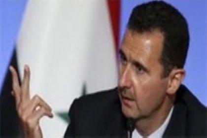 Esad'dan batı'ya tehdit gibi çıkış