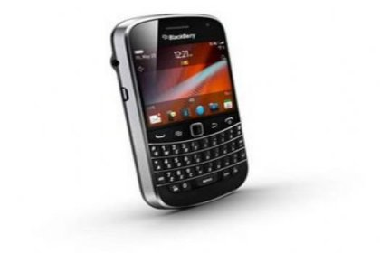 HD video çeken Blackberry geldi