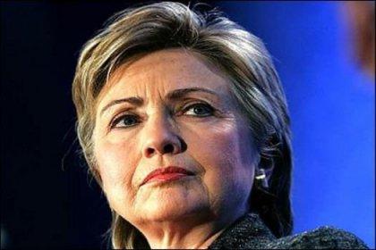 Hillary şaşkın