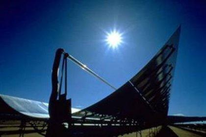 İlk güneş enerjisi tarlası