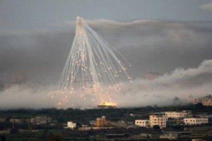 İsrail yine Gazze'yi vurdu