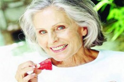 Sağlıklı yaşlanmak için…