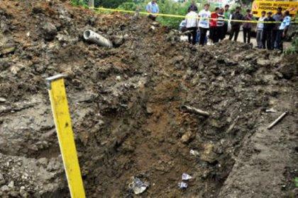 Samsun'da toprak kayması: 2 ölü
