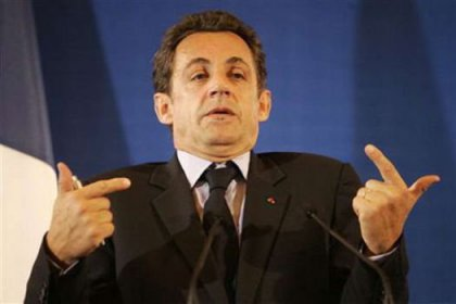 Sarkozy: Atina'yı Almak Hataydı