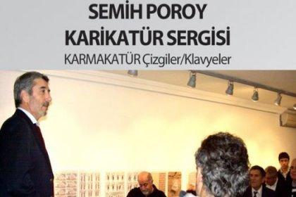 Semih Poroy Sergisi Ankara'da Açıldı