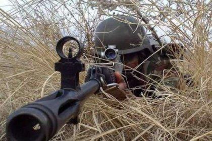 Siirt Pervari'de çatışma: 1 şehit, 3 yaralı