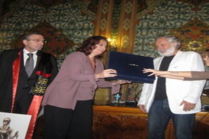 'Suç ve Ceza' Festival Onur Ödülü Hollywood yıldızına verildi